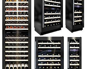 3D Dunavox Wine cabinet 2