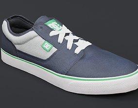 3D model Navy Sneaker