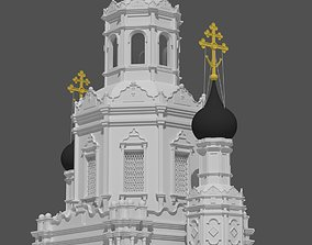 3D Church church