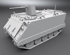 M113 Scale Model
