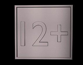 3D Twelve plus 1