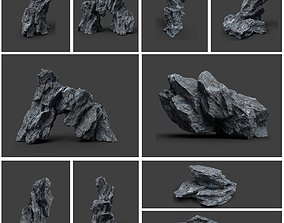 3D model Rock Collection 007
