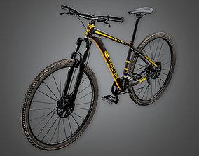 Mountain Bike 01a - SAG - PBR Game Ready 3D asset