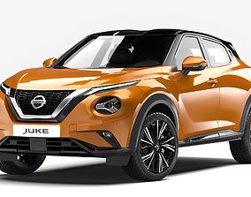 Nissan Juke 2020 3D