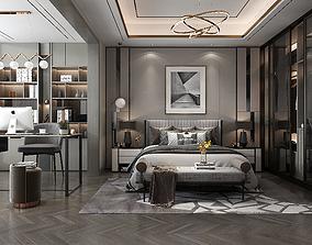 house Badroom 3D model
