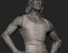 Johnny 3D print model