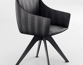 Rubie chair by Freifrau 3D model