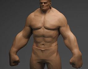 3D Hulkenstein