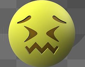 3D print model Emoji smiley