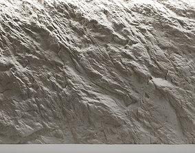 3D model Rock wall 5