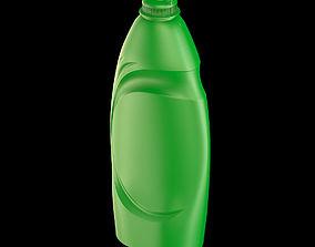 Detergent Bottle 900 ml 3D model