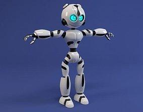 3D character Robot RM200