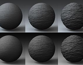 Displacement Landscape Shader 070 3D