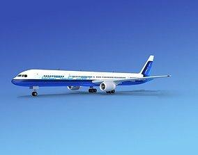 Boeing 757-300 World Jet 3D