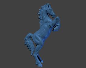 3D printable model Blue Mustang