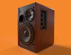 3D model Speaker - Edifier R1280T