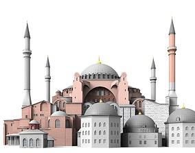 3D Hagia Sophia