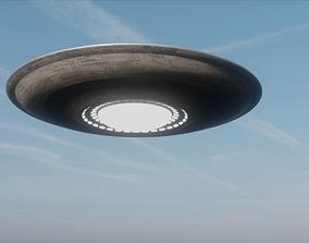 Saucer Concept 3 3D model
