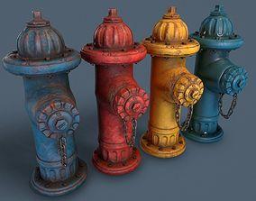 Hydrant Common Enviroment Assets 3D model