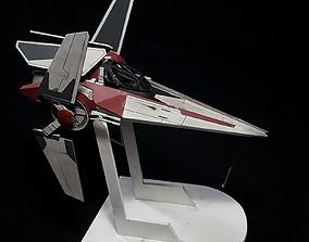 3D printable model Star Wars Alpha-3 Nimbus-class V-wing