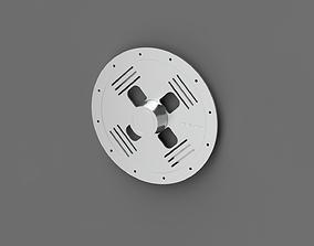 Advan A3C Rotor Disc 3D print model