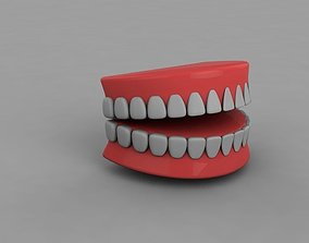 3D Teeth animated