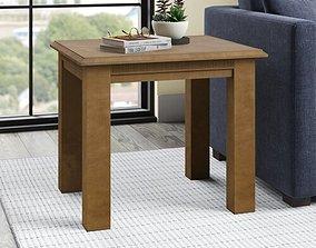 Avalon End Table 3D