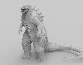 games-toys Godzilla Gojira 3D print model