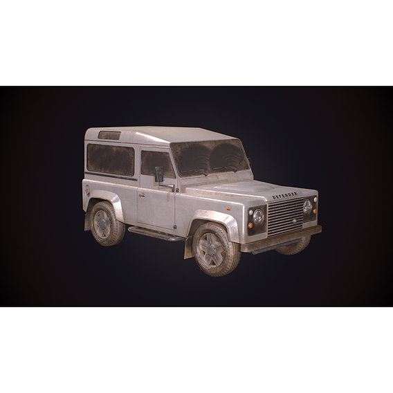 Gameready Land Rover