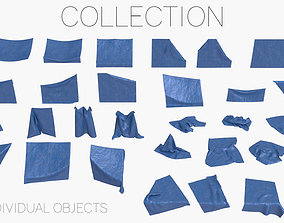 Tarp Assets Collection 3D model