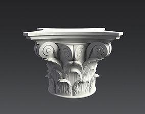 3D Corinthian Capital