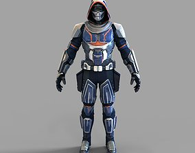3D printable model Taskmaster Wearable Accurate Armor 3