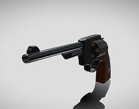Revolver 3D revolver