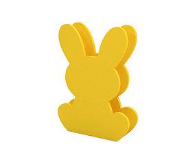 Napkin holder 3D print model design