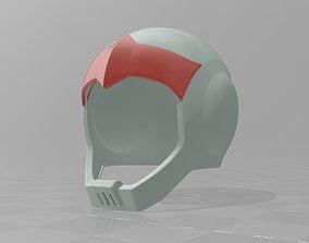 3D printable model gundam Gundam Zeon MS driver Helmet
