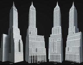 40 Wall Street - The Trump Building - Printable