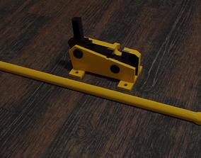 3D model Rebar Cutter
