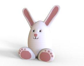 celebration 3D print model Easter Egg