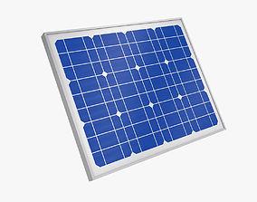 electric 3D Solar panel