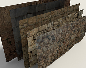 3D Scanned Wall Collection Pack