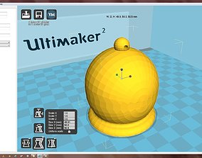 Snowflake accessories 3D print model