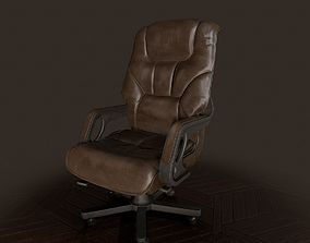 Office Chair 3D model VR / AR ready PBR