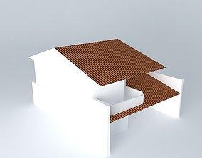 house casa 3D model