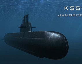3D KSS-III Jangbogo