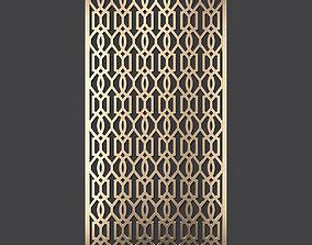 Decorative panel 324 3D