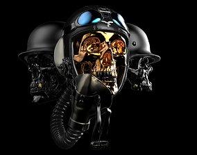 nazi skulls 3D printable model
