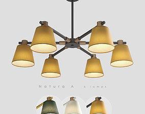 Lampatron Natura A 6 lamps 3D