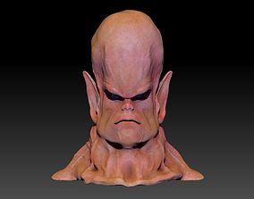 Mr Bazooka 3D model