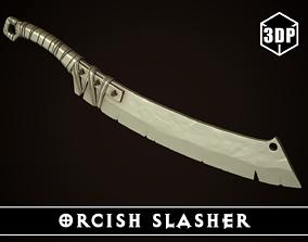 Orcish Slasher 3D printable model