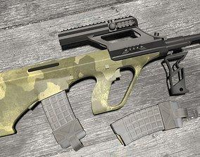 Steyr AUG M1 3D model